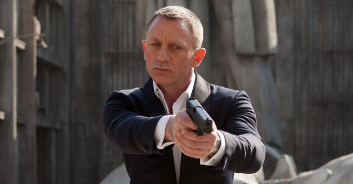 James Bond Promo