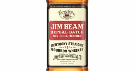 Jim Beam Repeal Batch Promo