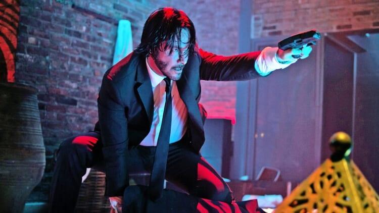 Greatest Fight Scenes: John Wick the Club Scene