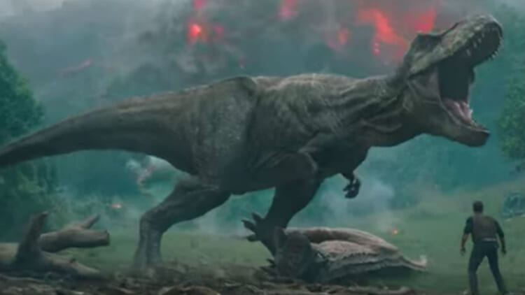 Jurassic World: Holy Crap