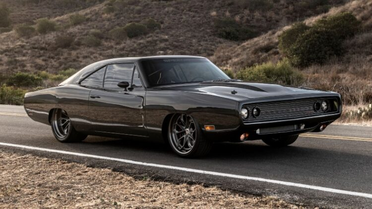 Kevin Hart 1970 Dodge Charger Hellraiser by Speedkore Performance Promo