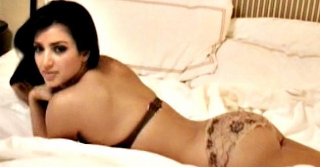 Kim Kardashian Sex Tape Promo