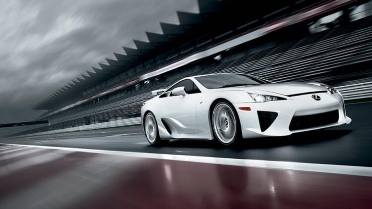 Lexus-LFA