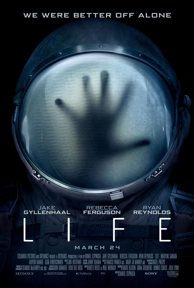Official poster for LIFE