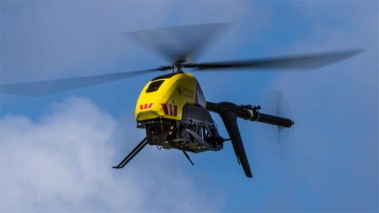 Little Ripper UAV rescue