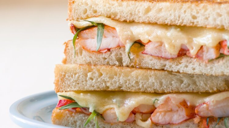lobster grilled cheese promo