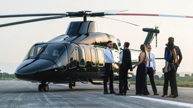 Luxury Helicopters Promo  (1)