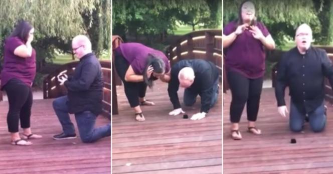 Man Loses Engagement Ring Promo