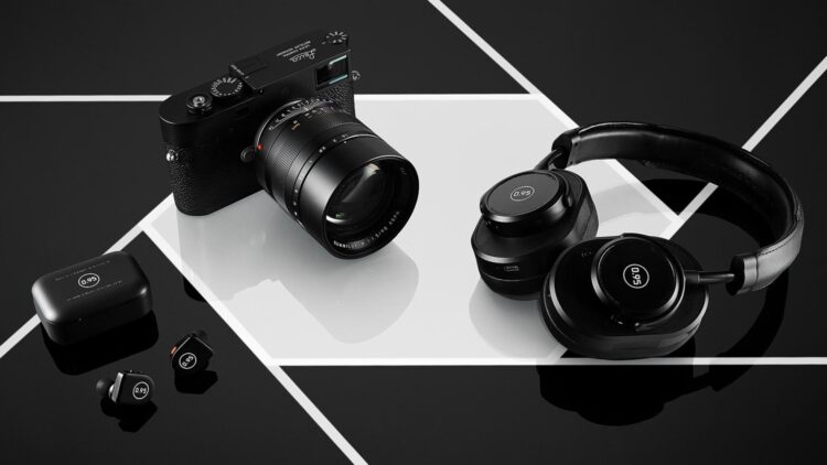 Master and Dynamic x Leica Promo