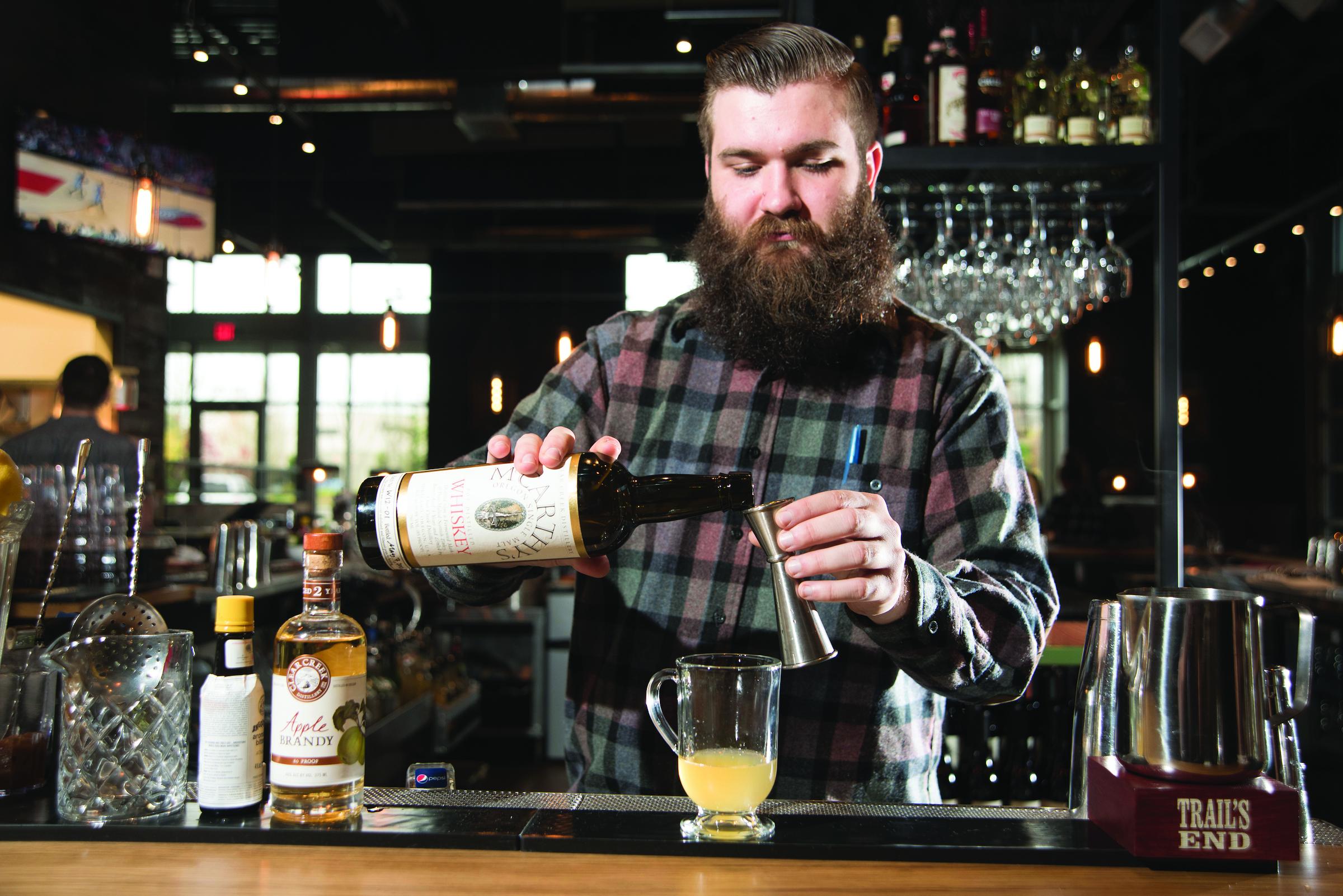 Hood River Distillers - McCarthy's Oregon Single Malt Whiskey
