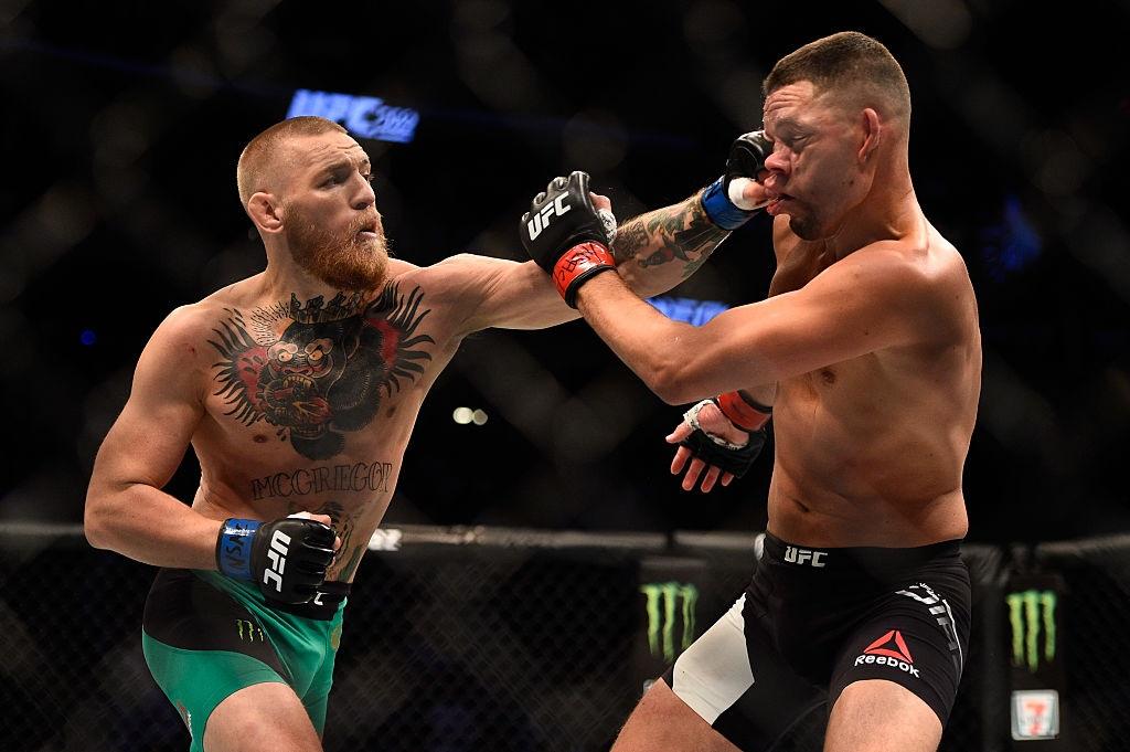 McGregor vs. Diaz UFC