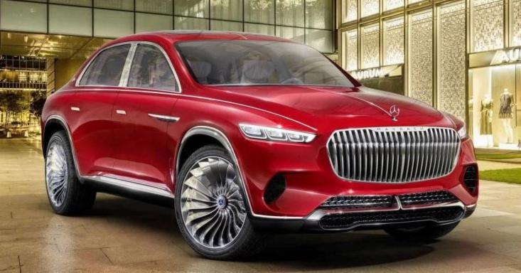 Mercedes-Maybach Ultimate SUV