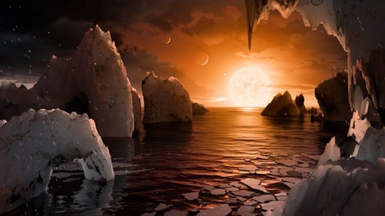 NASA 7 new earthlike planets