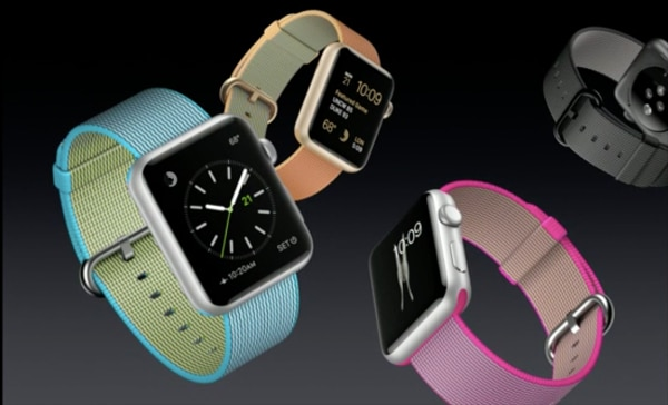 New colors and materials for Apple Watch