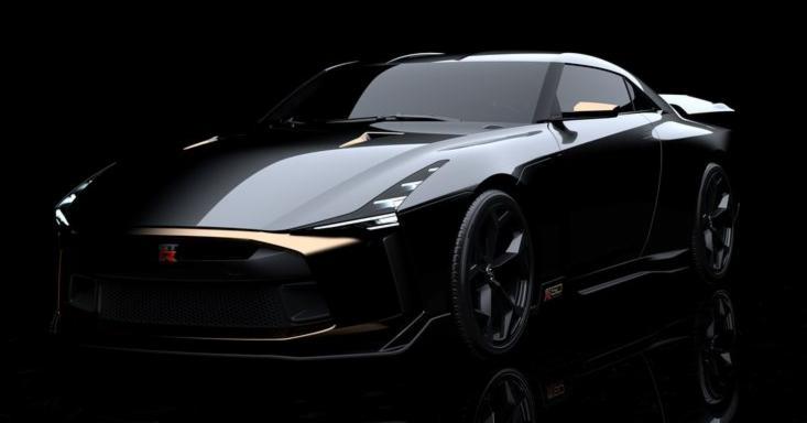 Nissan GTR50 Promo