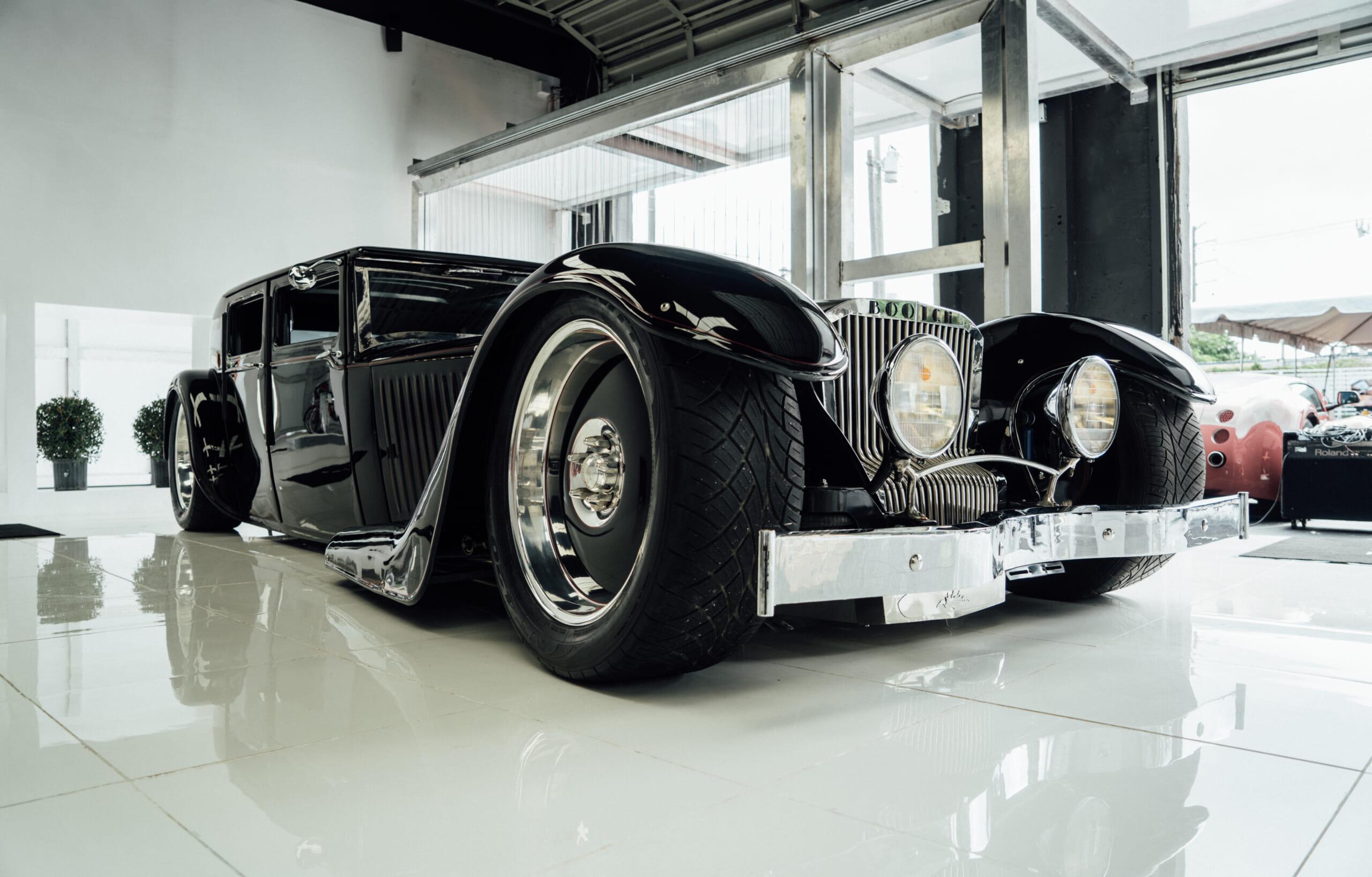 1929 Rolls Royce Bootch