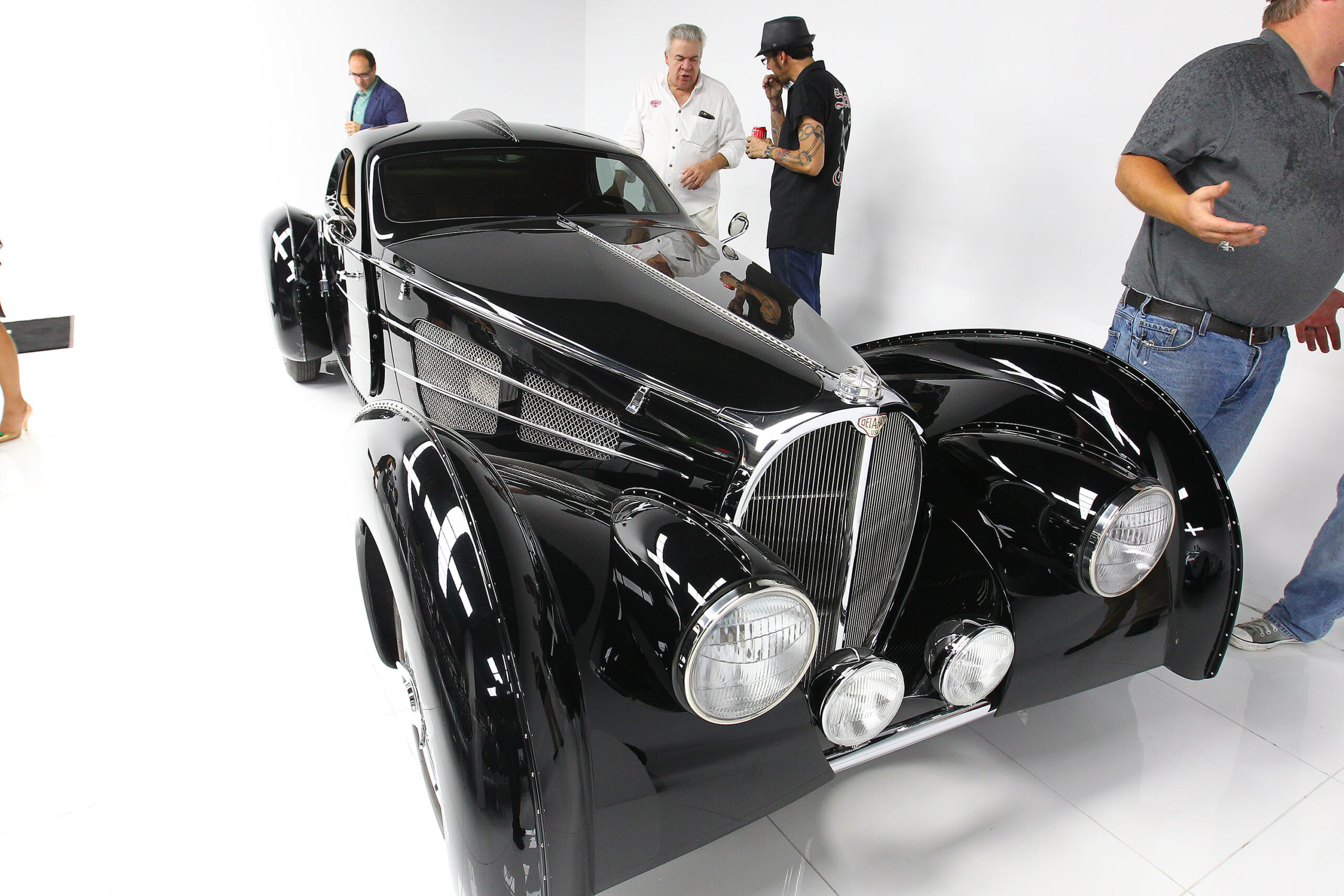 1935 Pacific by Delahaye