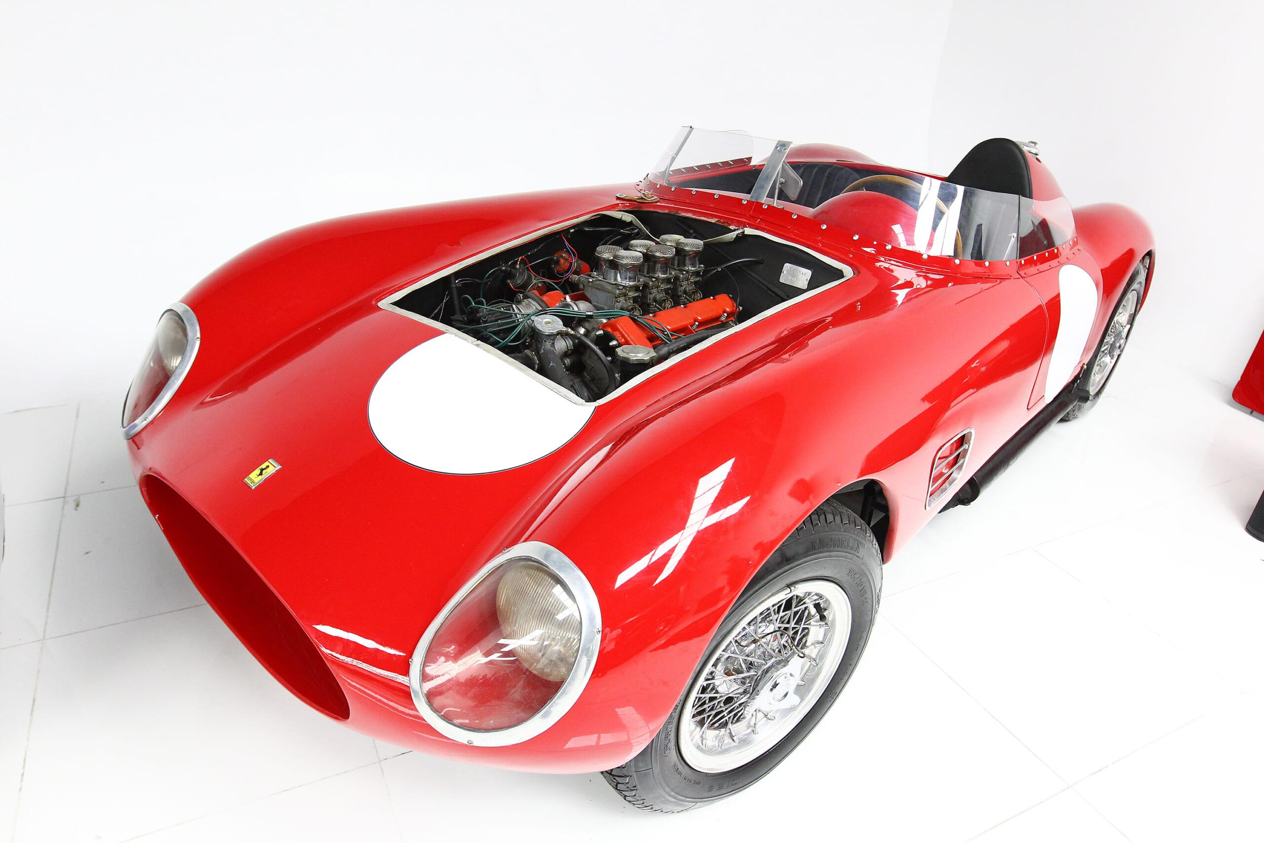 1961 196 SP Ferrari