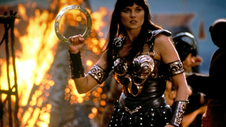 Xena is coming back for you.