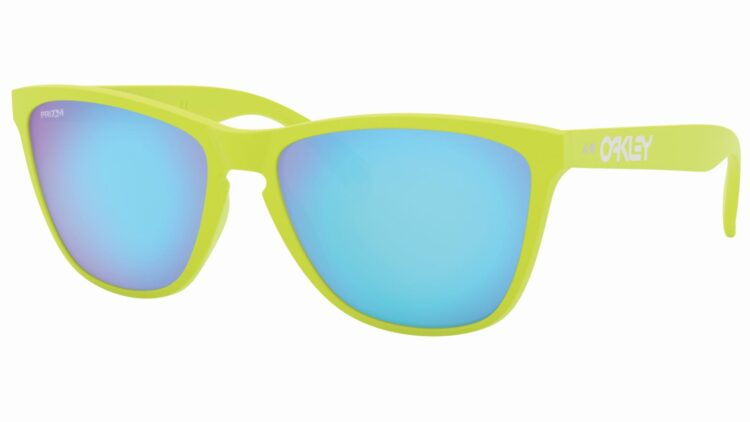 oakley frogskins 35th anniversary promo