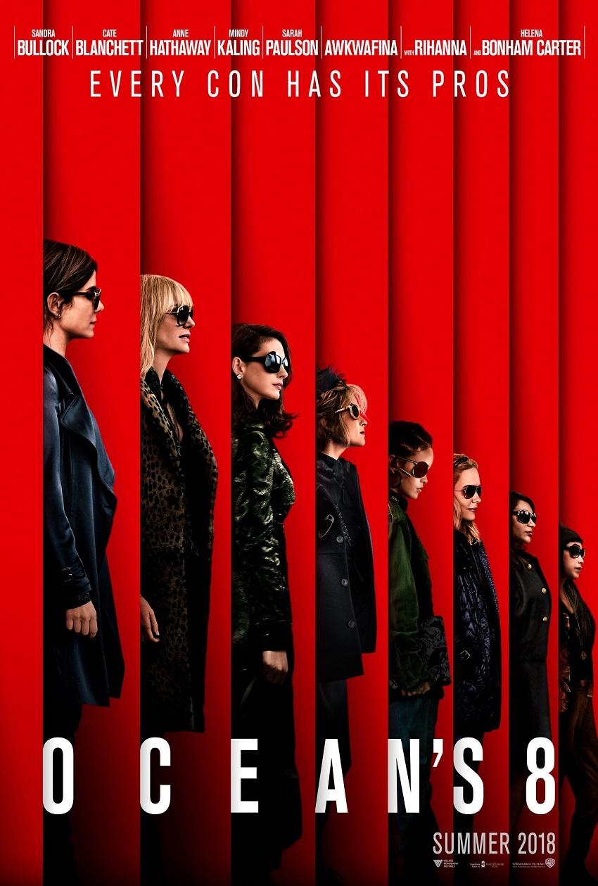 Ocean's 8 full poster