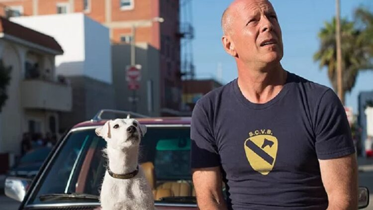 Bruce Willis in Once Upon a Time in Venice