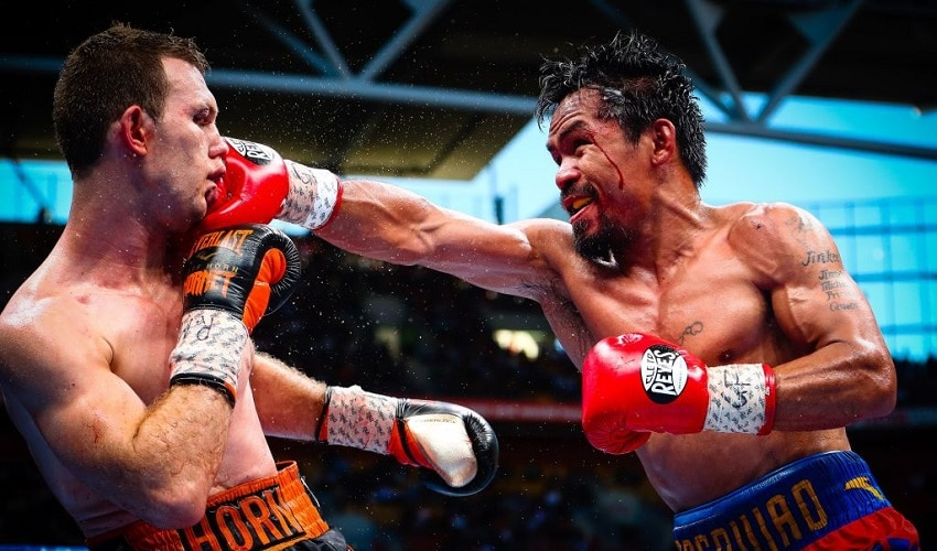 Manny Pacquiao vs. Jeff Horn