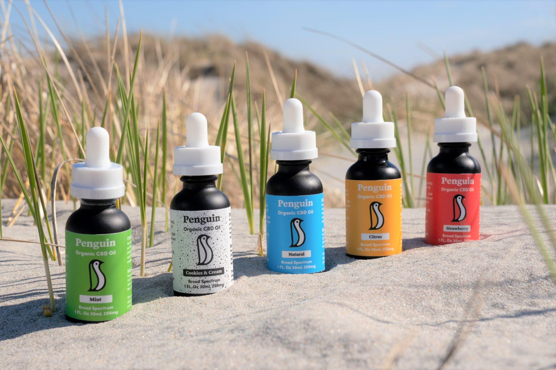 Penguin CBD Oils