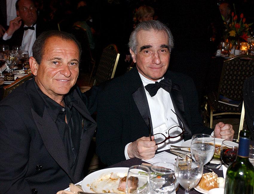 Pesci Scorsese Getty