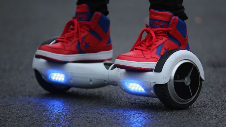 The reason why hoverboards are exploding most likely has to do with cheap batteries; although in some cases