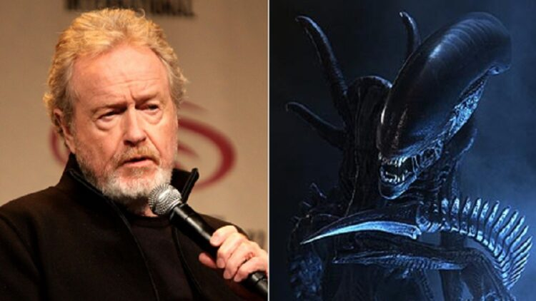 Ridley Scott and the Alien
