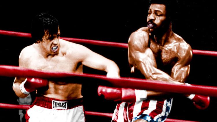 Rocky Apollo Creed