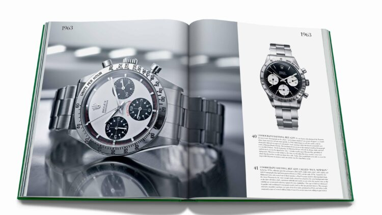 rolex the impossible collection book spread