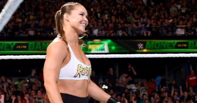 Ronda Rousey WWE Promo