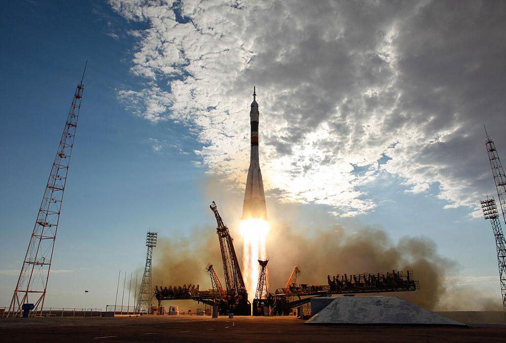Russian Soyuz NASA