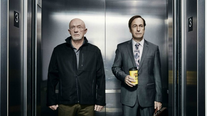 Mike Ehrmantraut, Jimmy McGill/Saul Goodman