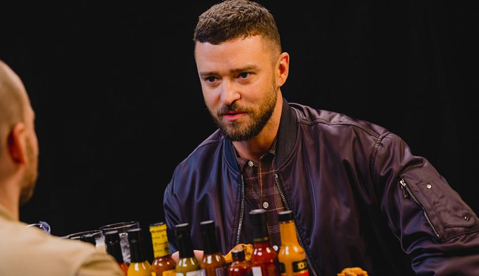 Justin Timberlake in