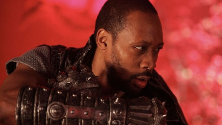 """RZA in """"The Man With the Iron Fists 2."""""""