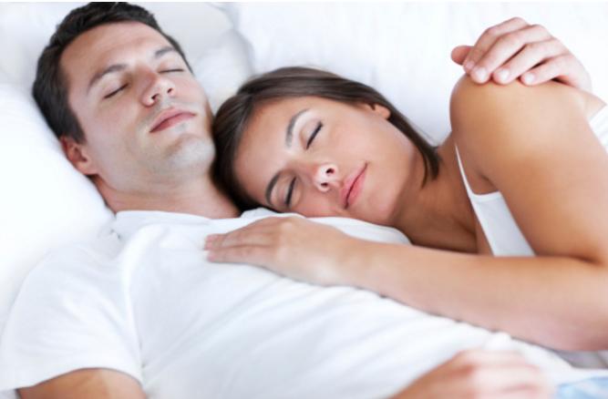 Sleeping Couple [Getty/Troels Graugaard]