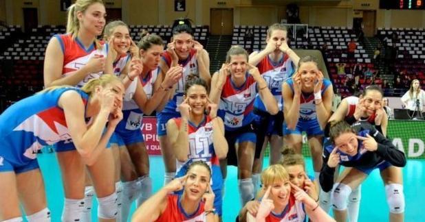 Serbian Volleyball
