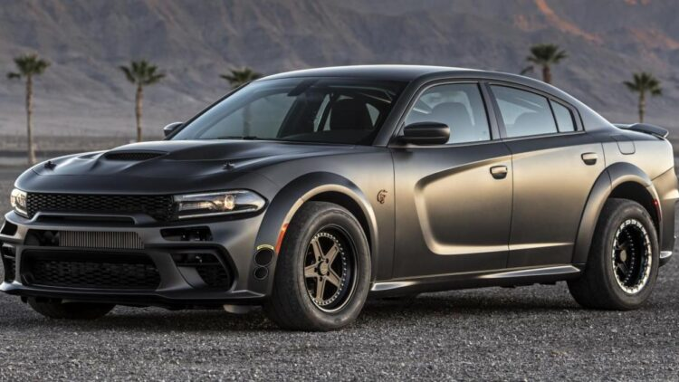 Speedkore Dodge  Charger Promo