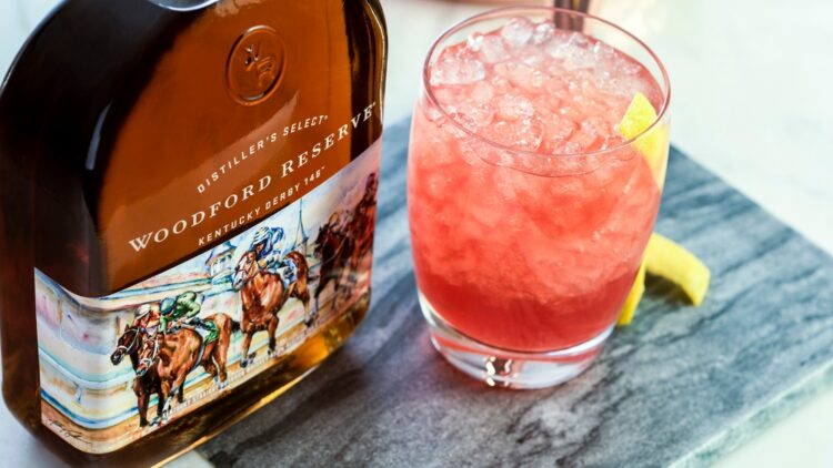 spire woodford reserve kentucky derby cocktail promo