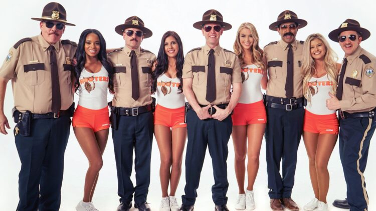 Super Troopers Hooters Promo