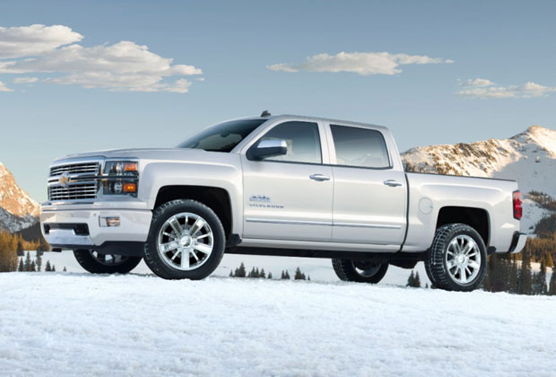 The New Chevrolet Silverado High Country Is One Classy Badass