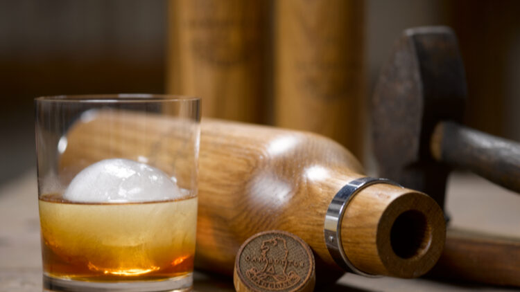 Can this wooden vessel turn swill into savory overnight?