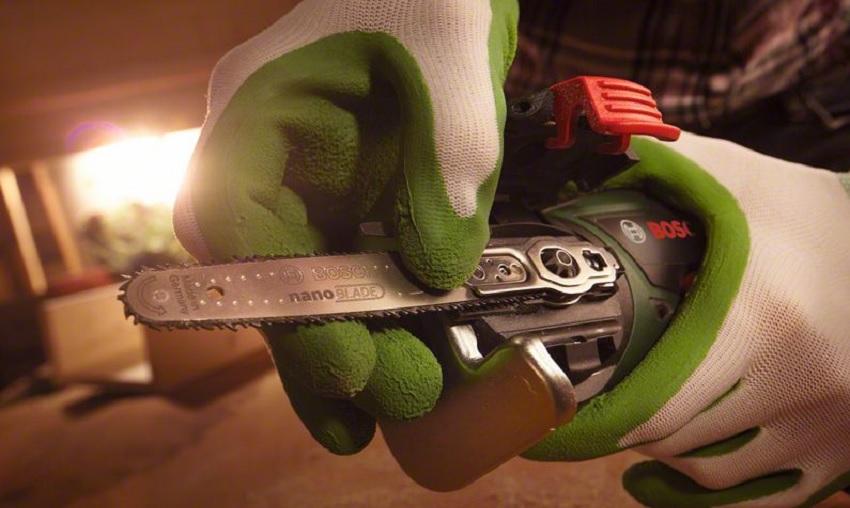 Pocket Chainsaw