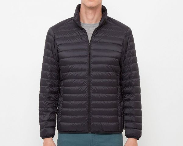 Uniqlo Ulralight Down Jacket  - Down is relentlessly luxurious and the premier warmth technology out there, but it doesn't have to be expensive. The textile magicians at Uniqlo offer the slim and sturdy Ultralight forunder seventy dollars. [$69.90; uniqlo.com]