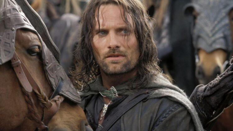 Viggo Morentson Lord of the Rings