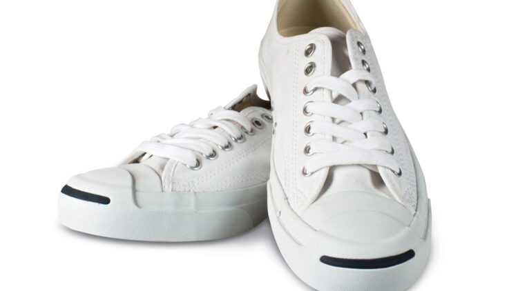 """White Sneaker - """"The low-top Achilles by Common Projects is my favorite. It's the classic cool-guy white sneaker"""