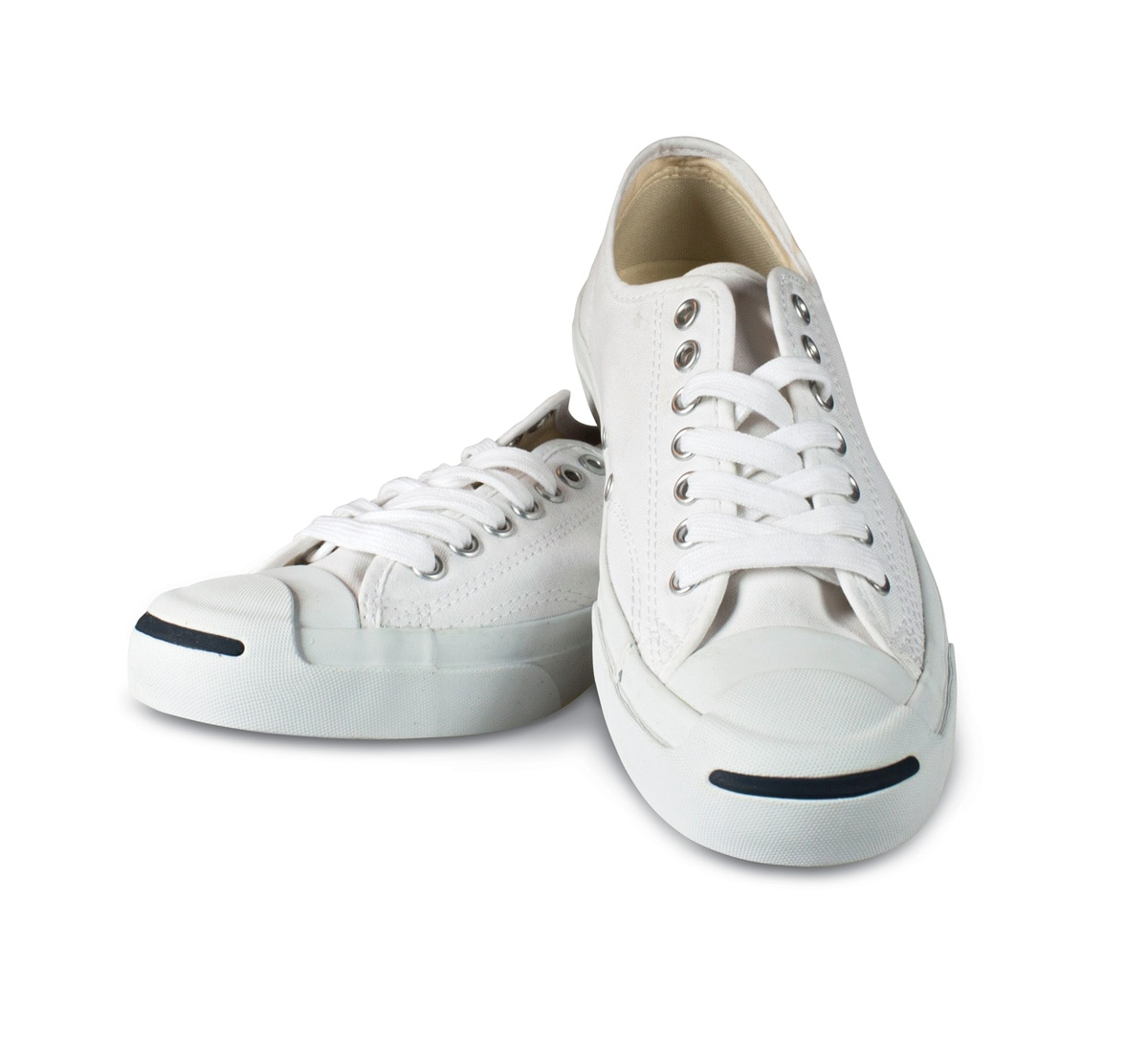 """White Sneaker - """"The low-top Achilles by Common Projects is my favorite. It's the classic cool-guy white sneaker, really clean and simple. You can almost wear it witha suit, and it's great without socks. Axel Arigato makes a very similar style—and you can definitely do a low-top classic white Converse Jack Purcell, too."""""""